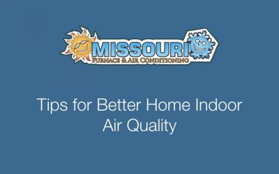 Tips for Better Home Indoor Air Quality
